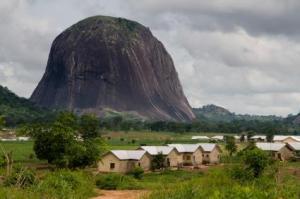 Zuma Rock-Abuja