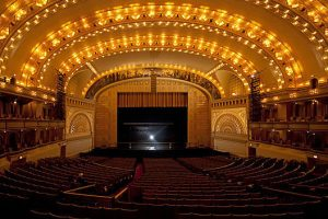 Auditorium building chicago