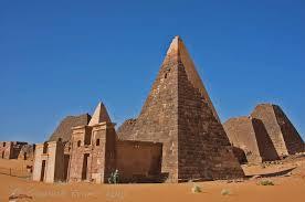 khartoum pyramids