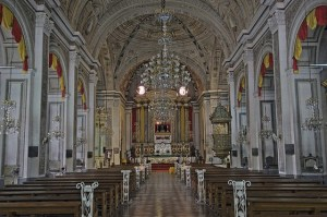 san agustin church manila